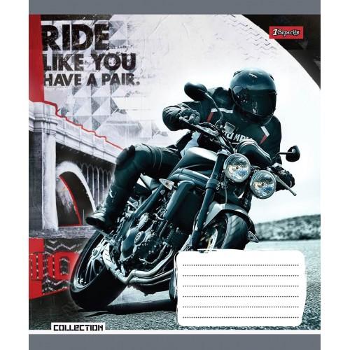 А5/24 лин. 1В Moto Ride-17 тетрадь ученич. 760233