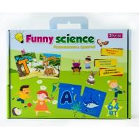 """Набор для творчества """"Funny science"""" """"Украинский алфавит"""""""