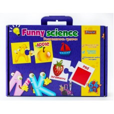 "Набор для творчества ""Funny science"" ""Английский алфавит"""