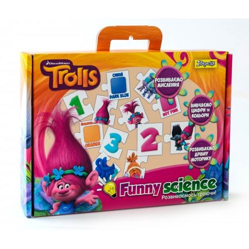 "Набор для творчества ""Funny science"" ""Trols"" 953062"