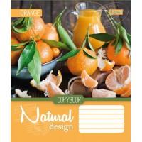 А5/24 кл. 1В Natural Fruits -17 тетрадь ученич.
