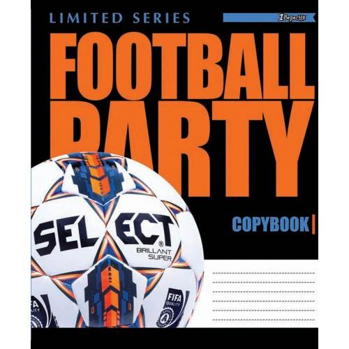 А5/48 кл. 1В Football Party -17 тетрадь ученич. 760396