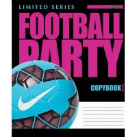 А5/48 кл. 1В Football Party -17 тетрадь ученич.