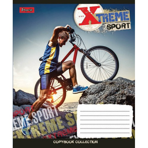 А5/48 лин. 1В Extreme Sports -17 тетрадь ученич. 760402