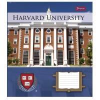 А5/12 кл. 1В Harvard College life -17 тетрадь ученич.