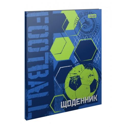 """Дневник школьный интегральный (укр.) """"Football"""" 911152"""