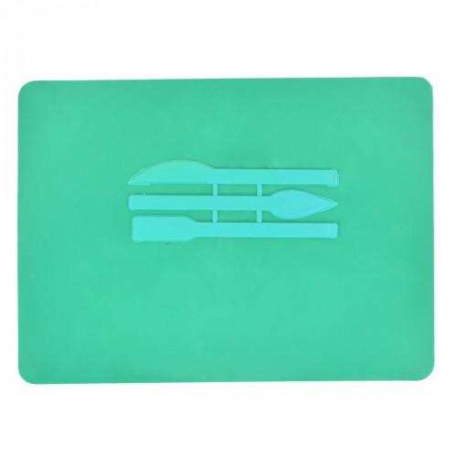 Доска для пластилина В5 с тремя стеками (К-3033) 940222