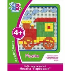"""Набор для творчества 3D Мозаика """"Паровозик"""""""