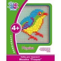 """Набор для творчества 3D Мозаика """"Птичка"""""""