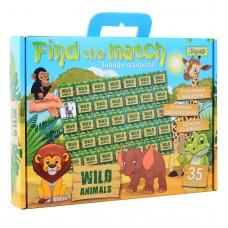 "Набор для творчества ""Find the match"" ""Wild Animals"""