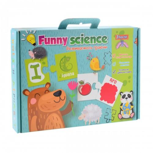 "Набор для творчества ""Funny science"" ""Английский алфавит 2"" 953060"