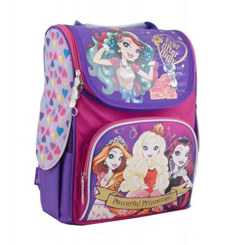 Рюкзак школьный каркасный 1 Вересня H-11 EAH purple, 34*26*14 554120