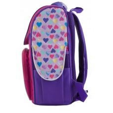 Рюкзак каркасный H-11 EAH purple, 34*26*14
